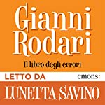 Il libro degli errori | Gianni Rodari