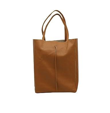 Leder X Damen 35 Oktradi® 30 14 Shopper Handtasche Ledertasche Cm Laptoptasche Beutel In Made Italy Schultertasche WE2DH9YeIb