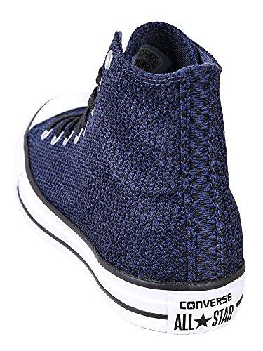Multicolor Converse All Hi Donna Bianco Sneakers Star Blu Chuck Taylor Negro Nero Blanco Azul Medianoche qqrw0Z1