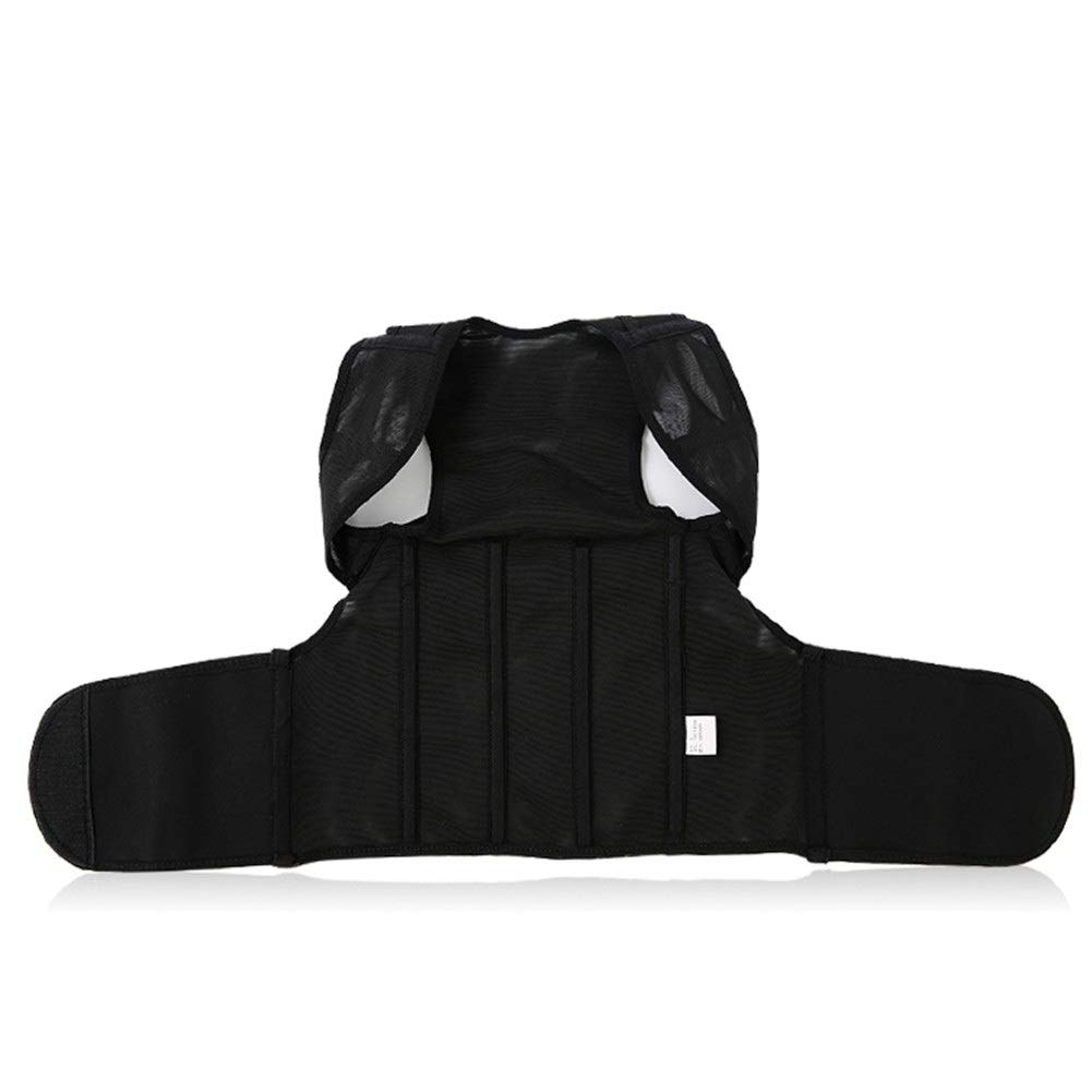 Corrector de postura Support Brace for Back Shoulder, Posture Corrector Shape The Perfect Body Neck Pain Relief Clavicle Physiotherapy Supplies (Size : L72-85cm)