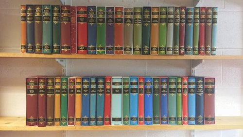 Complete Illustrated Collection of Anthony Trollope Novels in 44 Volumes