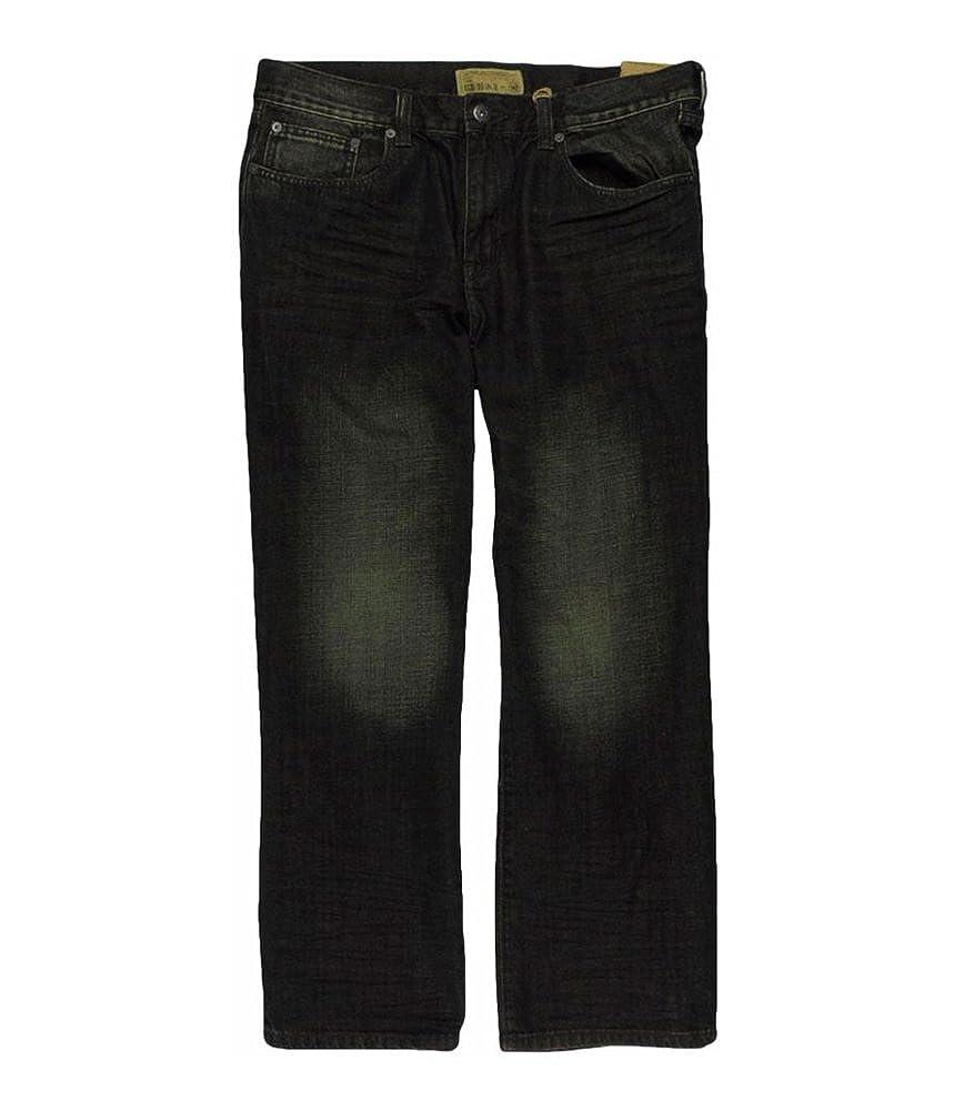 Ecko Unltd....... Mens Brief Encounter Washed Denim Relaxed Jeans 35612E1