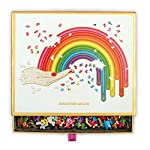 Galison-Jonathan-Adler-Rainbow-Hand-750-Piece-Shaped-Jigsaw-Puzzle–Fun-Indoor-Activity-Multicolor