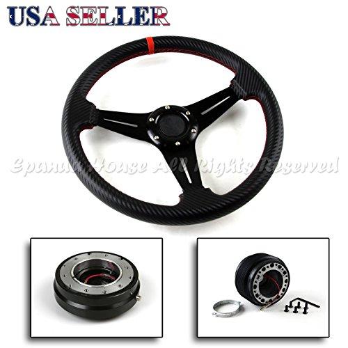 quick release steering wheel s13 - 2