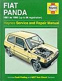 Fiat Panda Service and Repair Manual (Haynes Service and Repair Manuals)