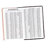 KJV Holy Bible, Giant Print Standard Bible, Pink