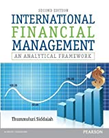 International Financial Management: An Analytical Framework, 2nd Edition Front Cover