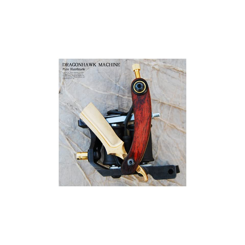 1 Handmade Custom Cast Iron Tattoo Machine Gun for Kit133