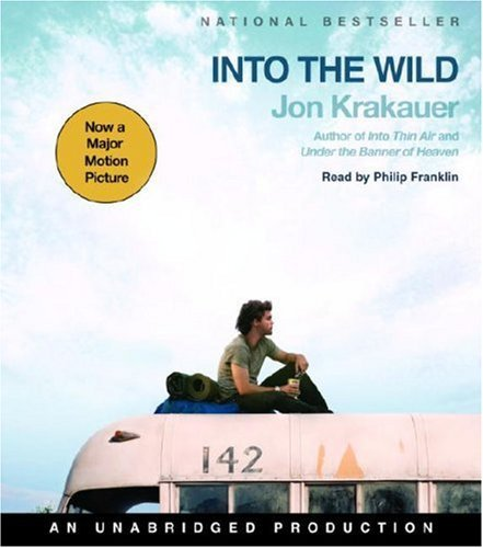 Into the Wild By Jon Krakauer(A)/Philip Franklin(N) [Audiobook]