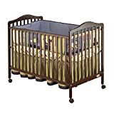 Cheap Orbelle 0-3T Jenny Crib, Cherry