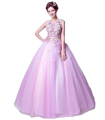 ac05fde119b8c カラードレス 演奏会 花嫁ドレス ロング パーティードレス プリンセス 二次会 ウエディングドレス 披露宴 カクテルドレス
