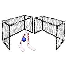 Freeman Industries 2 Mini-Nets with 2 Mini-Sticks and Soft EVA Ball