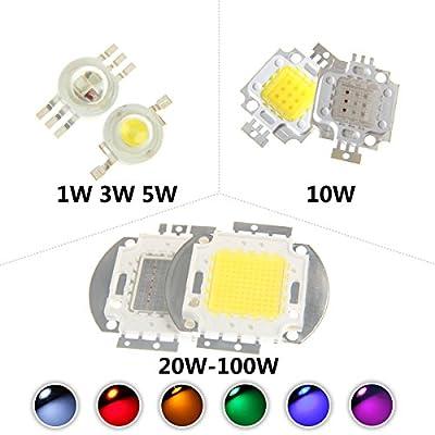 10W High Power LED Chip