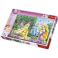 Trefl Çocuk Puzzle Princess A Walk Before The Ball. Disney 260 Parça
