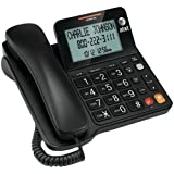 AT&T Speakerphone, Large Tilt Display, Corded, Black - Best Reviews Guide