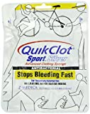 Quikclot Sport Silver Brand Hemostatic Agent, one 1.75 oz. (50 G) 5x5 inch mesh bag, Package