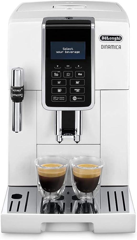 Amazon.com: DeLonghi ECAM 35035 W dinamica Super Totalmente ...