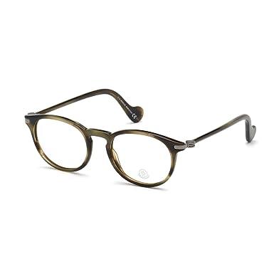 occhiali da vista moncler uomo