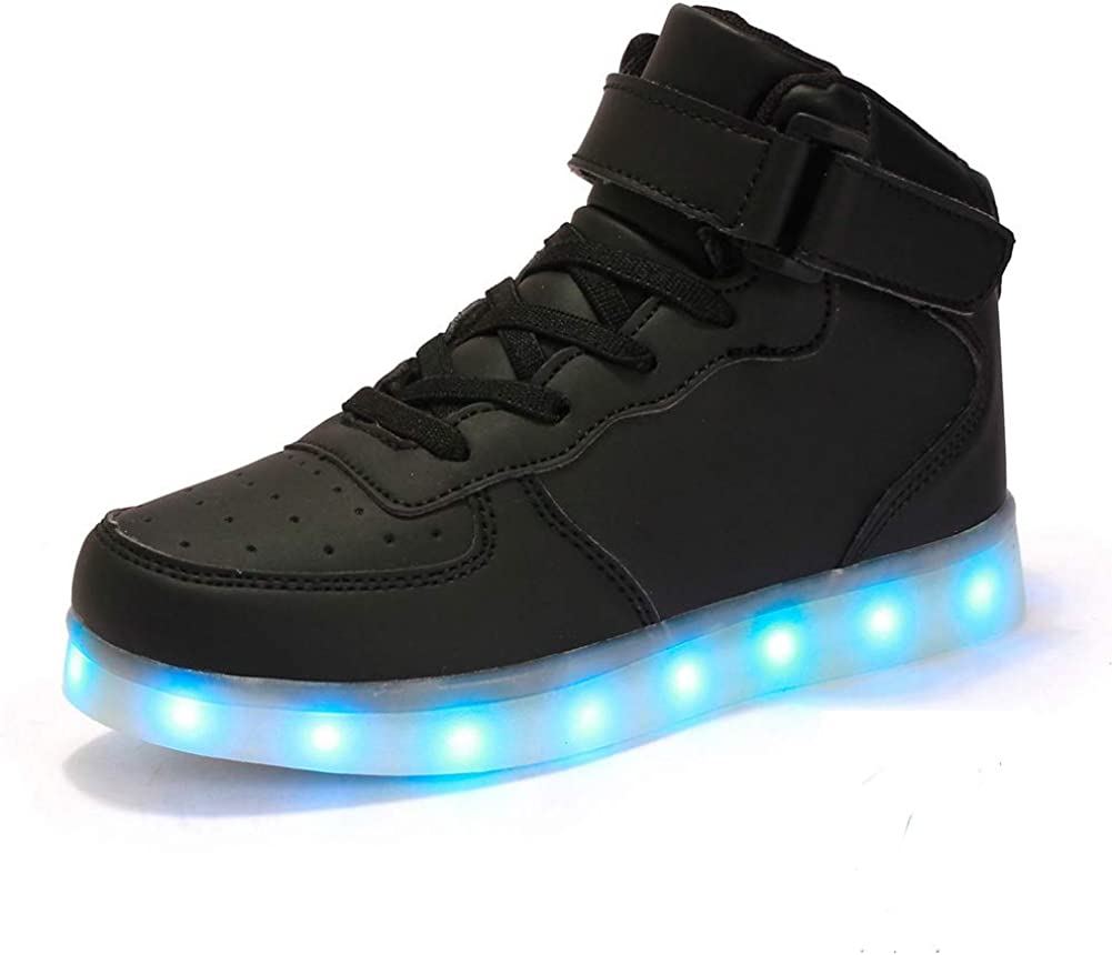FLARUT Kids LED Light Up Shoes 7 Colors