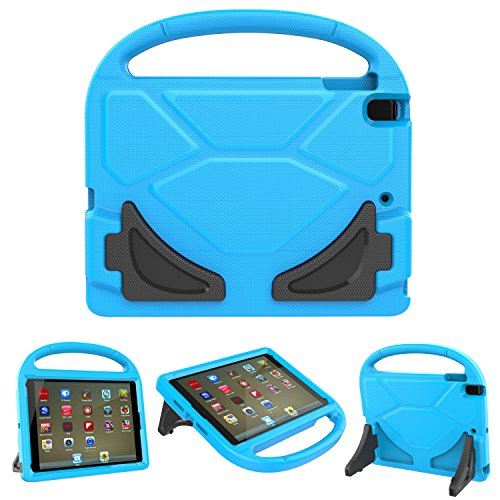 (Roasan iPad 9.7 2018/2017 Kids Case -Shockproof Childproof Lightweight Screen Protection Handle Stand Tablet Case 6th / 5th Generation & iPad 9.7