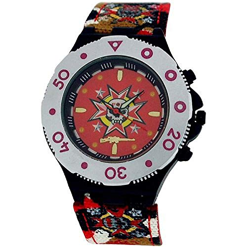 - Call Of Duty Boy's Red Cameo AK47 Icon Analogue Watch