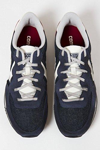 Converse Herren Auckland Racer Ox Denim Sneaker, Blau Blau