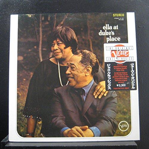 Duke Ellington - Ella Fitzgerald And Duke Ellington - Ella At Duke