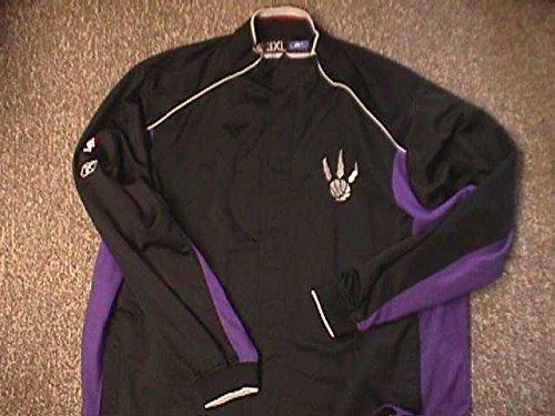 (Morris Peterson Toronto Raptors 2004-2005 Warm Up Jacket)