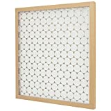 Flanders PrecisionAire 10155.011625 16 by 25 by 1 Flat Panel EZ Air Filter, 12-Pack