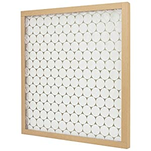 E-Z Flow Air Filter - side angle