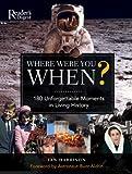 Where Were You When?, Ian Harrison, 0762107928