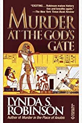 Murder at the God's Gate (A Lord Meren Mystery) Mass Market Paperback