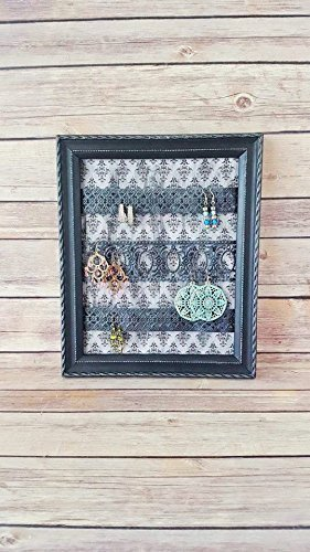 Gothic Display (Gothic Wall Mounted Earring Display)
