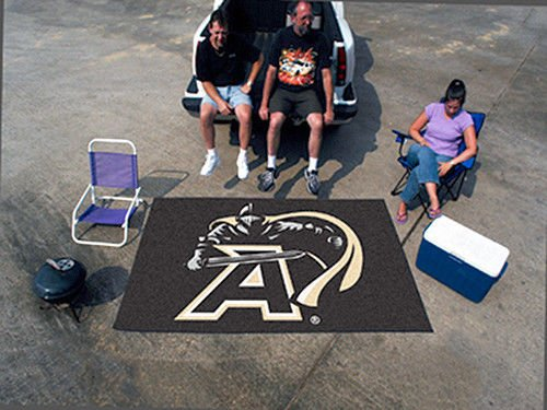 Us Military Academy College Tailgate Party Rug 5' X 8' Military Outdoor (Academy Desk Lamp)
