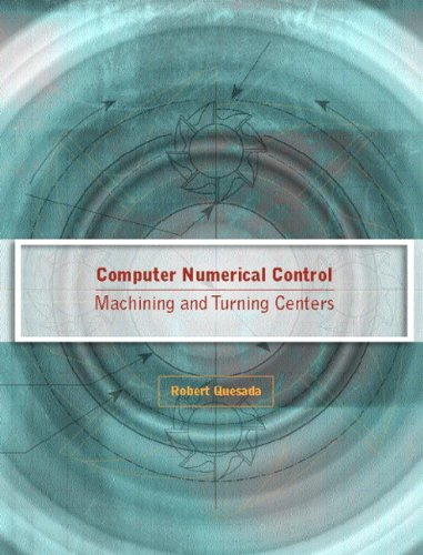 Computer Numerical Control: Machining And Turning Centers
