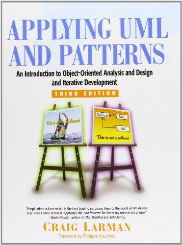 Design Patterns: Elements of Reusable Object-oriented Software / Applying UML and Patterns: An Introduction to Object-Oriented Analysis and Design and Iterative Development, 2 Volume Set