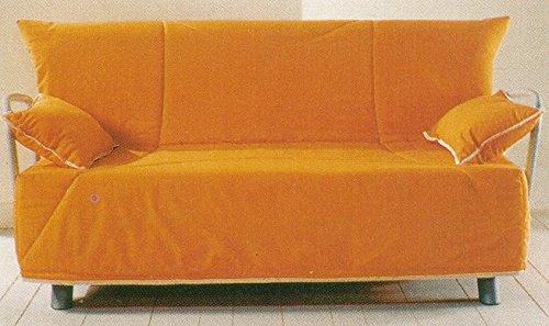 prontoletto nannolo eco matratze in memory foam armlehnen aus stahlrohr und schulterst tze. Black Bedroom Furniture Sets. Home Design Ideas