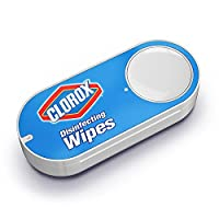 Clorox Disinfecting Wipes Dash Button