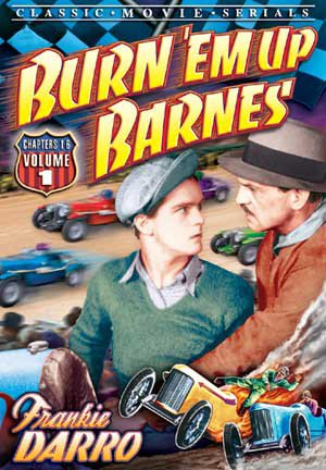 Burn 'Em up Barnes Vol 1 - King of the Dirt - Francis Lola And