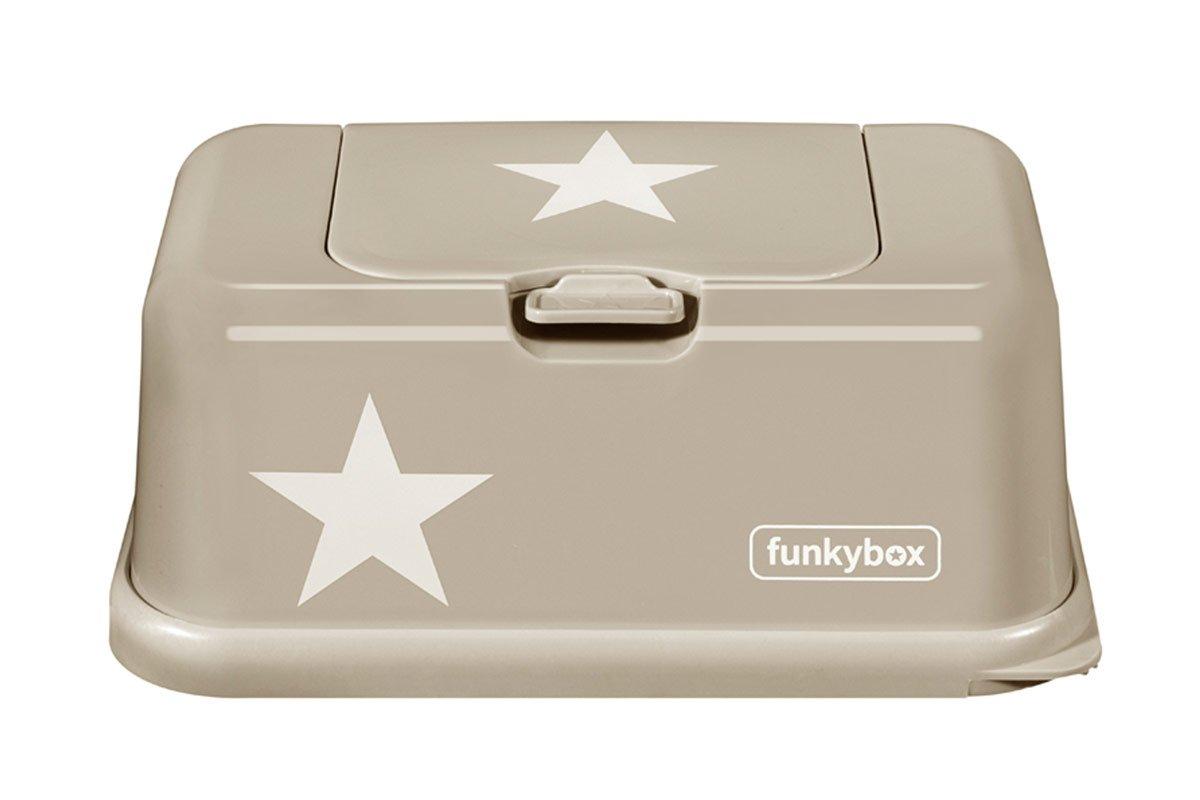 Funky Box Toallitas Beige/Estrella Funkybox
