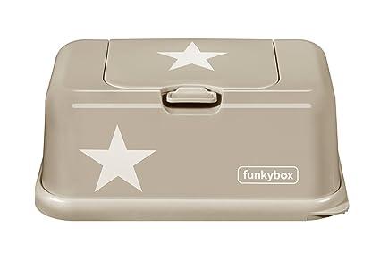 Funky Box Toallitas Beige/Estrella