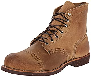 Red Wing Heritage Iron Ranger 6-Inch Boot, Hawthorne Muleskinner, 7.5 D(M) US (B001IOETSG) | Amazon price tracker / tracking, Amazon price history charts, Amazon price watches, Amazon price drop alerts