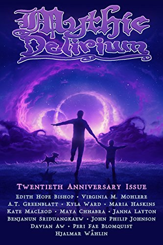 Mythic Delirium Magazine Issue 4.4