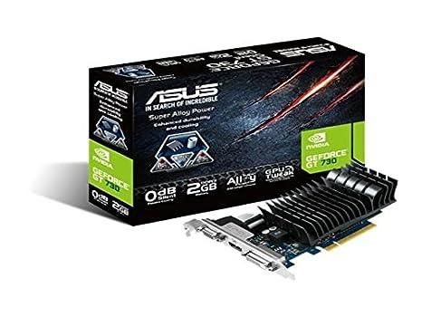 ASUS 90YV06P0-M0NA00 NVIDIA GeForce GT 730 2GB - Tarjeta gráfica ...