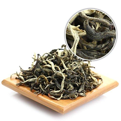 Cheap GOARTEA 250g (8.8 Oz) Supreme Organic FuJian Jasmine Silver Buds Loose Mo Li Yin Hao Chinese GREEN TEA