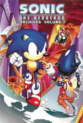 Sonic The Hedgehog Archives, Vol. 7