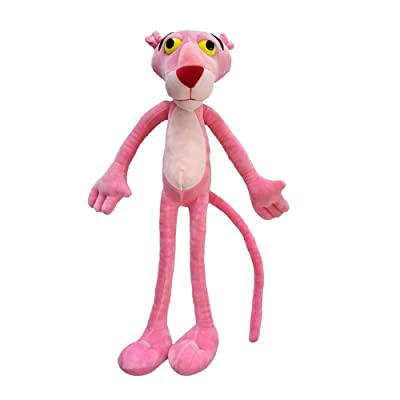 21-Inch+ Pink Panther Plush Officially Licensed Toy: Toys & Games