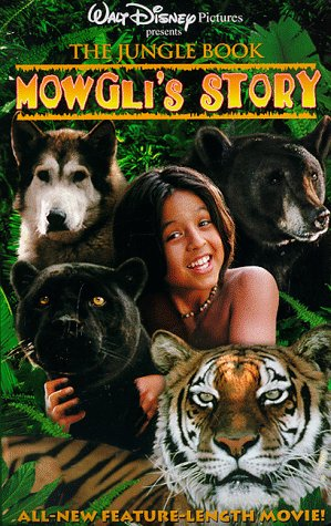 Jungle Book: Mowgli's Story [VHS] by VHS Tape