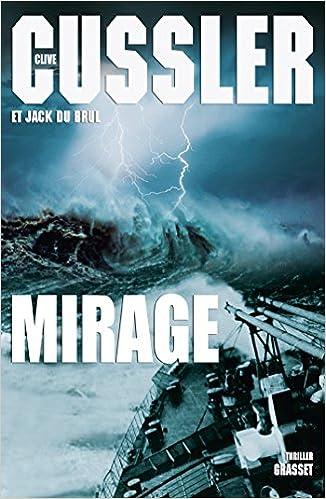 Mirage de Clive Cussler 2017