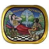 Spanish Saffron La Mancha Tin 2 Gram by Alma Gourmet